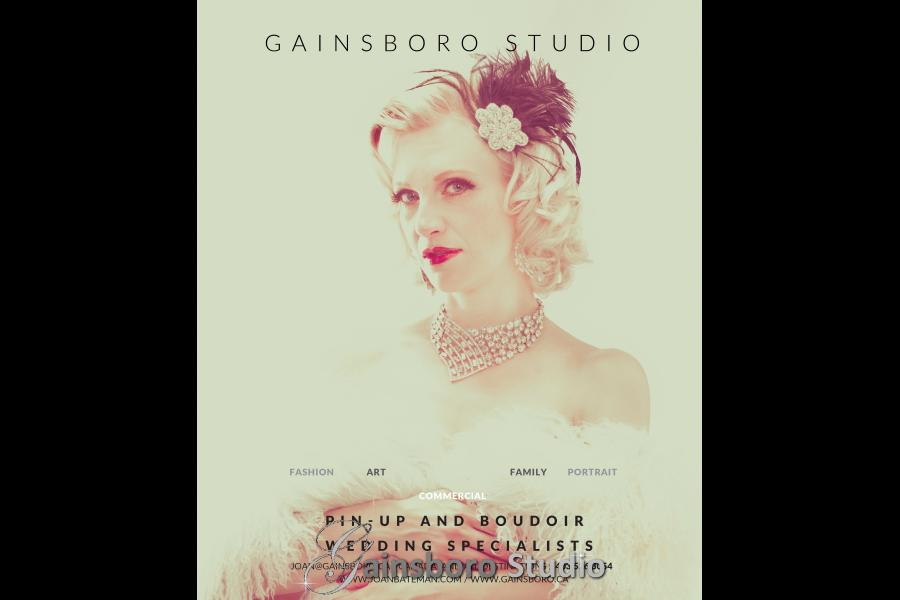 Gainsboro Studio International Pinup and Boudoir Wedding Specialists